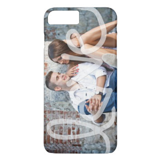 """Love"" Add your photo iPhone 7 Plus Case"