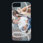 "&quot;Love&quot; Add your photo iPhone 8/7 Case<br><div class=""desc"">Add your own photo behind the &quot;Love&quot; transparent typography.</div>"