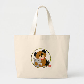 Love Adopted Canvas Bags