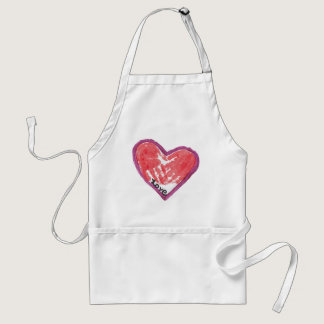 Love Adult Apron