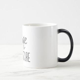 Love & Adventure Coffee Mugs