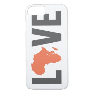 Love Africa iPhone 7 Case