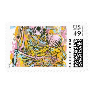 Love After Death Postage Stamp