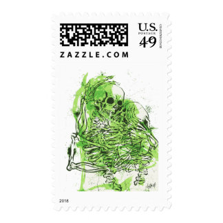 Love After Death Stamps