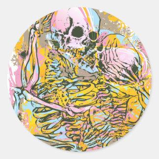 Love After Death Sticker