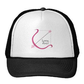 Love Ahoy Trucker Hat