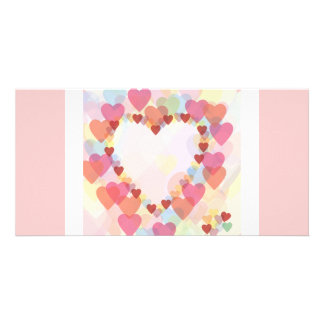 love.ai customized photo card