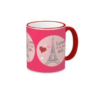 Love air mug