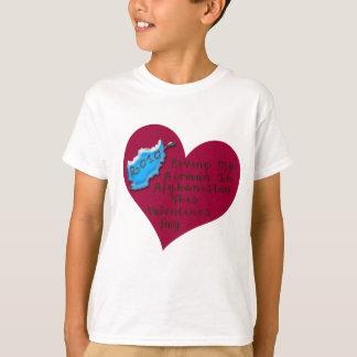 LOVE AIRMAN AFGHAN VAL DAY T-Shirt