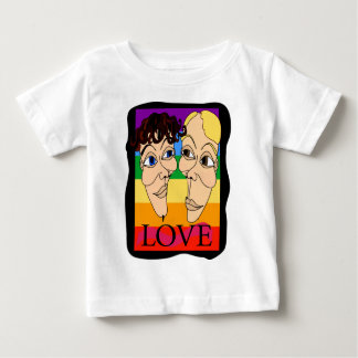 Love (Alex & Fritz) Baby T-Shirt