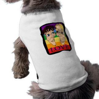 Love (Alex & Fritz) Dog Clothes
