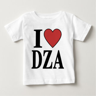 Love Algeria Baby T-Shirt