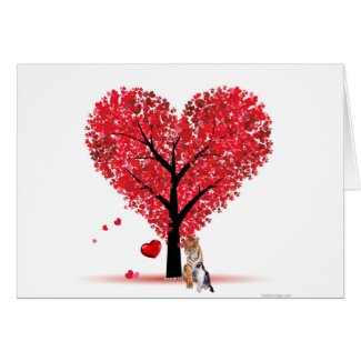 Love All Cats, Big and Small Card