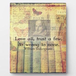 Love Plaques Quotes Mesmerizing Love Quotes Photo Plaques  Zazzle