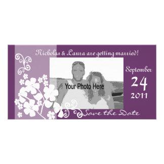 Love Always/ Save the Date Custom Photo Card