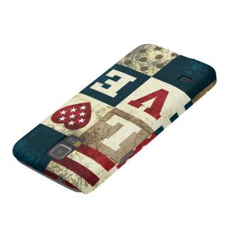 Love America Patriotic Galaxy S5 Case