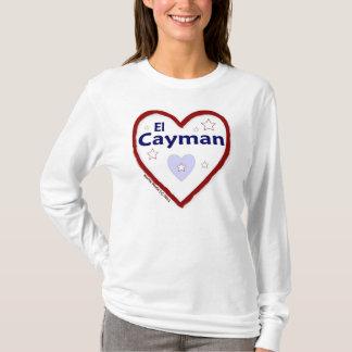 Love - Amo El Cayman T-Shirt