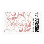 Love Amour B by Ceci New York Postage Stamp