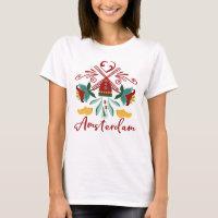 Love Amsterdam,  Netherlands (Holland) T-Shirt
