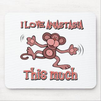 Love Anastasia Mouse Pad
