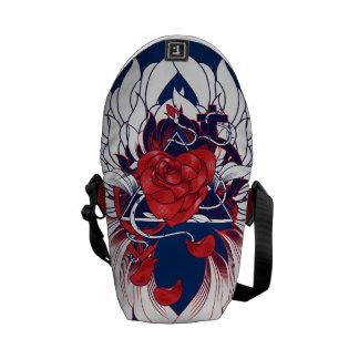 Love And Affection Messenger Bag