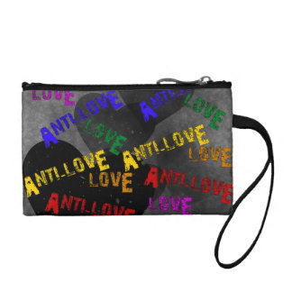 Love and Anti-Love Coin Purses