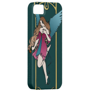 """""""Love and Compassion"""" Angel iPhone SE/5/5s Case"""