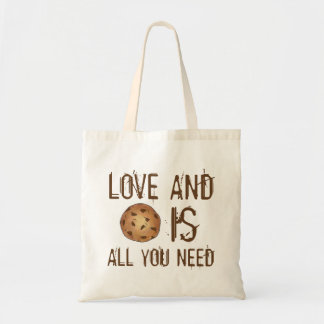 Love and Cookies is All You Need Cookie Tote