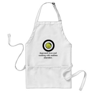 Love and Cookin. Adult Apron