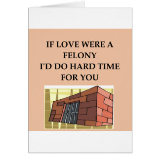 love and crime cards