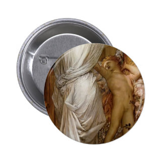 Love and Death by George Frederick Watts Pin