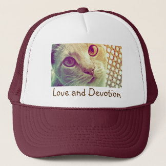 Love and Devotion Trucker Hat