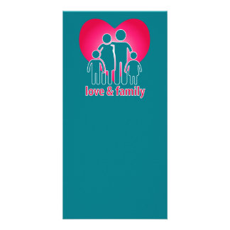 Love and family card