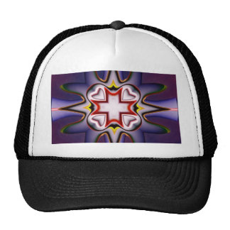 Love and fidelity created by Tutti Trucker Hat