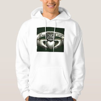 love and friendship ring hoodie