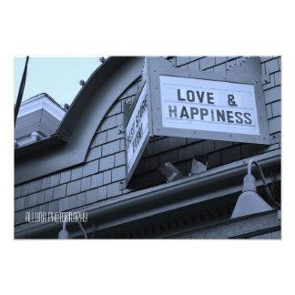 Love and Happines Photo Art