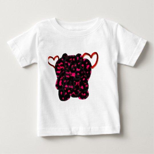 Love And Heart Angel Bear Shirt