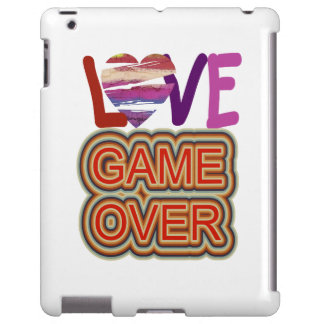 Love and Heart Game Over