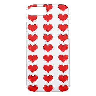 Love and Hearts iPhone 8/7 Case