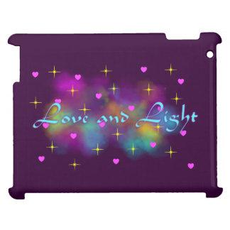 Love and light case iPad case