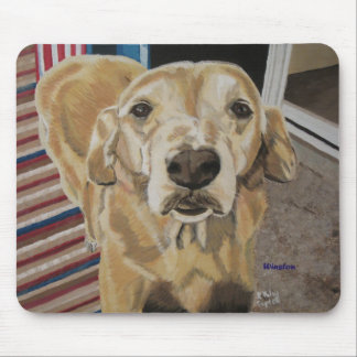Love and Loyalty mousepad