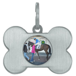 Love and Marriage Pet ID Tag
