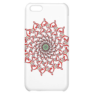 Love and Music Cover For iPhone 5C