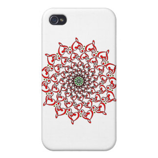 Love and Music iPhone 4 Cover