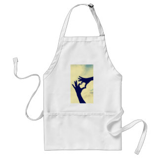 Love and Peace Adult Apron