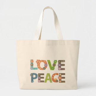 Love and Peace Bags