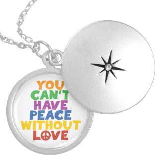 Love and Peace Custom Jewelry