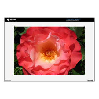 Love and Peace Rose Laptop Skins