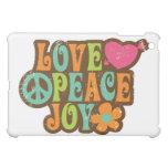 Love and Peace Speck Case iPad Mini Case