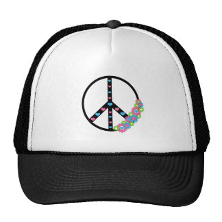 Love and Peace Trucker Hat